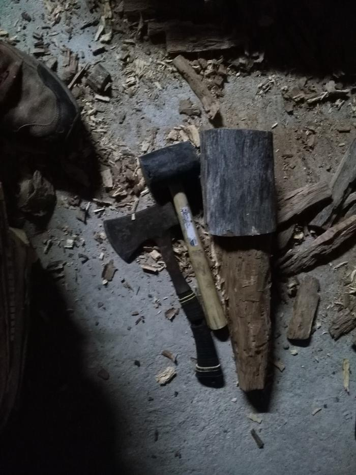 shaping mallet