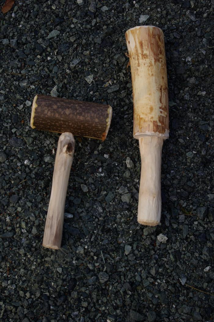 hand made mallets