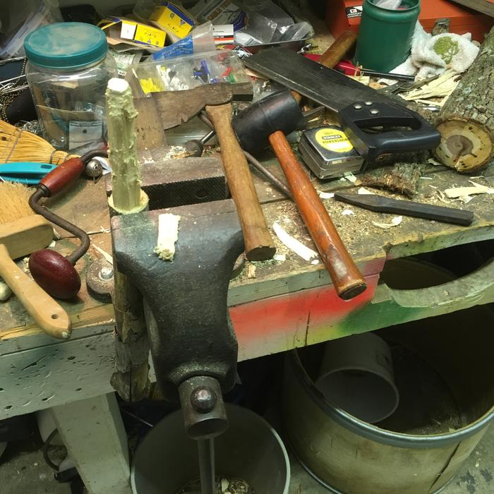 shaping handle