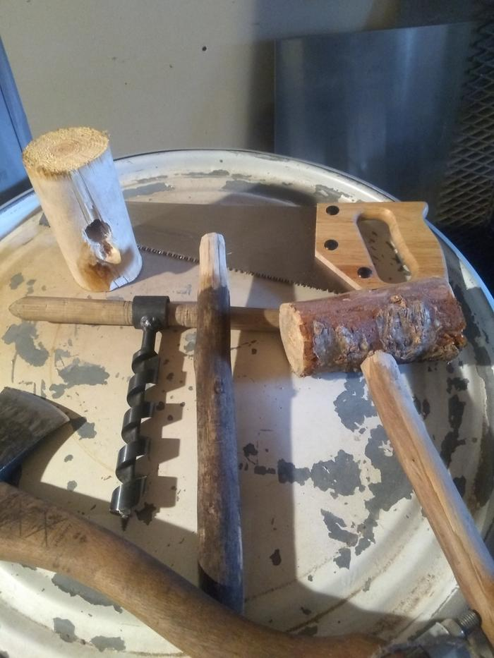 tools to make compound mallet