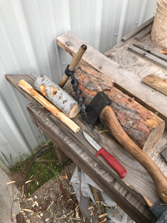 making compound mallet