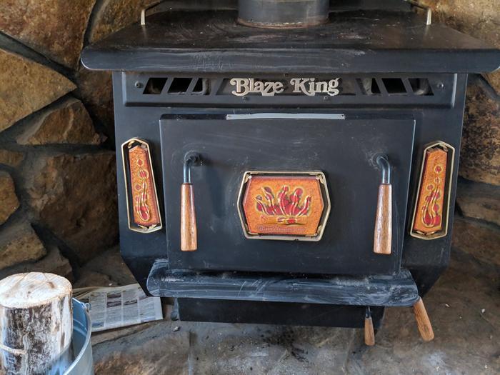 Older Blaze King Stove Question Wood Burning Stoves Forum