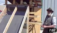 permaculture solar food dehydrators